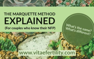 The Marquette Method Explained (For Couples Who Know Their NFP)